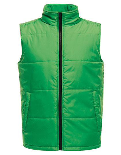 Access Insulated Bodywarmer in Seal Grey (Solid)