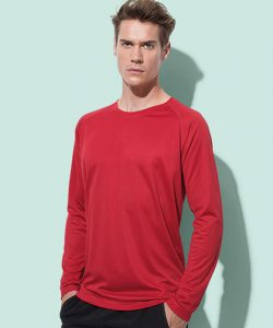 Active 140 Long Sleeve in Black Opal