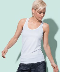 Active 140 Tank Top for women in Black Opal
