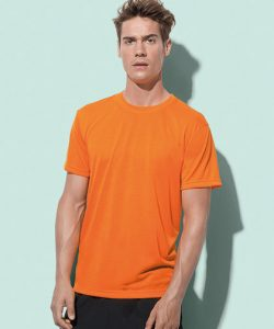 Active Cotton Touch Crew Neck in Black Opal
