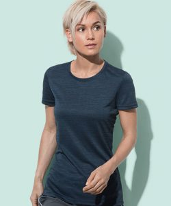 Active Intense Tech for women in Anthra Heather