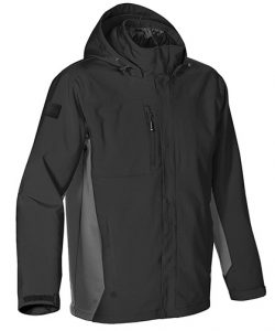 Atmospere 3-in-1 System Jacket in Black