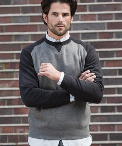 Authentic Baseball Sweat in Light Oxford (Heather)