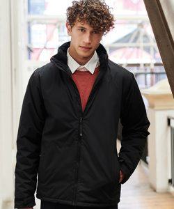 Classic Insulated Jacket in Black