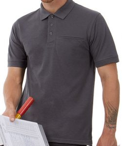 Energy Pro Polo in Black