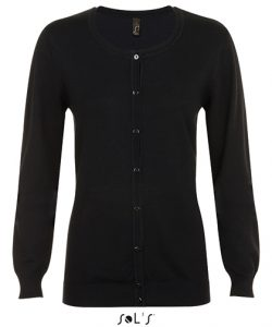 Griffin Sweater in Black