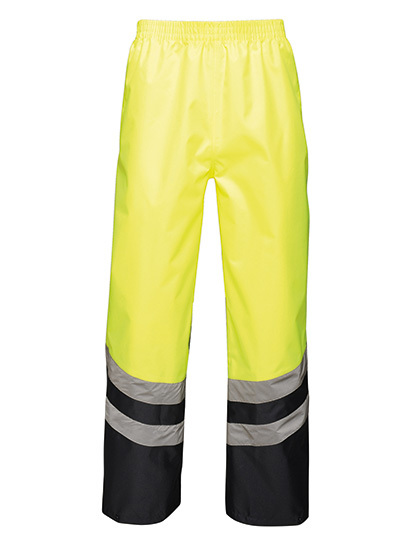 Hi-Vis Pro Over Trousers in Yellow