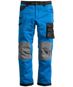High-Q Softshellhose royalblau-schwarz - KORSAR