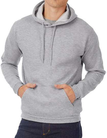 ID.203 50/50 Hooded Sweatshirt in Anthracite