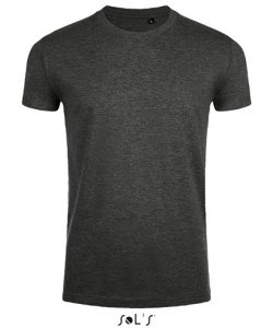 Imperial Fit T-Shirt in Dark Grey (Solid)