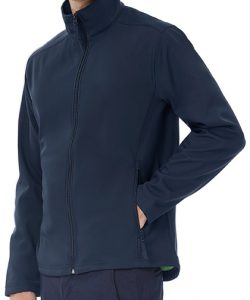 Jacket Softshell ID.701 /Men in Atoll
