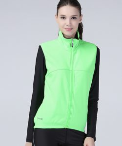 Ladies` Airflow Gilet in Black