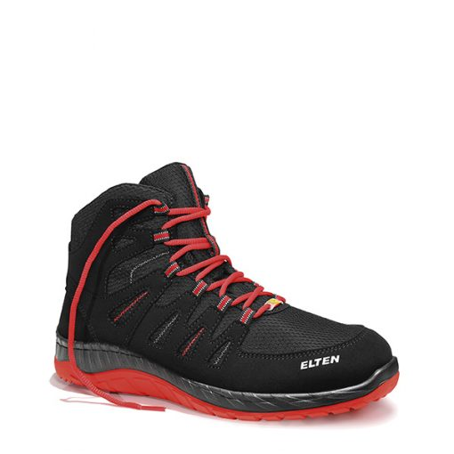 MADDOX black-red Mid ESD S3 769561 ELTEN