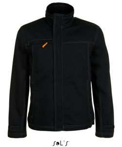 Men`s Workwear Jacket - Force Pro in Black