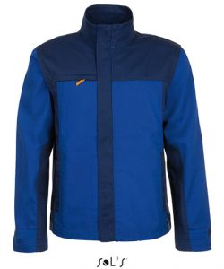 Men`s Workwear Jacket - Impact Pro in Bugatti Blue