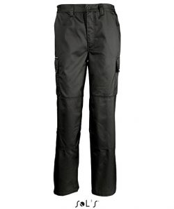 Men`s Workwear Trousers Active Pro in Black