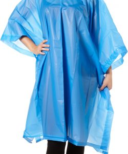 Poncho Dry in Blue