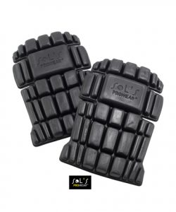 Protection Knee Pads Protect Pro (1 Paar) in Black