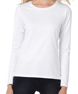T-Shirt #E190 Long Sleeve / Women in Black