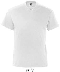 V-Neck T-Shirt Victory in Ash (Heather)