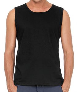 Vest Athletic Move in Black