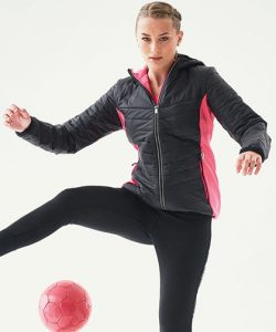 Women´s Lake Placid Insulated Jacket in Black