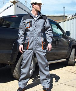 Work-Guard Lite Coverall in Grey