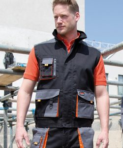 Work-Guard Lite Gillet in Grey
