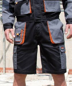 Work-Guard Lite Shorts in Grey