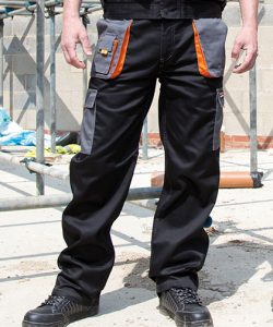 Work-Guard Lite Trousers in Grey