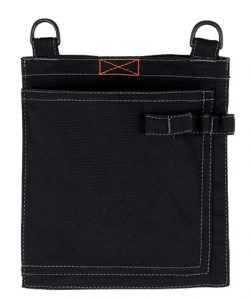 Workwear Removable Pocket - Block Pro in Black
